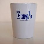 Chaz's Shotglass