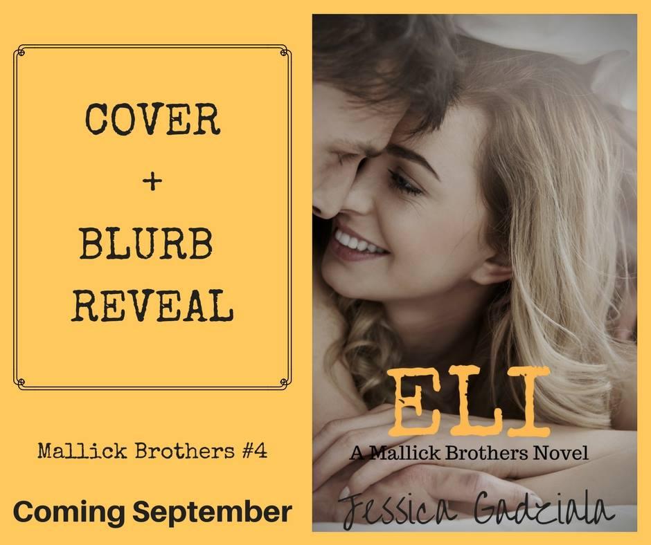 Eli – Cover Reveal!