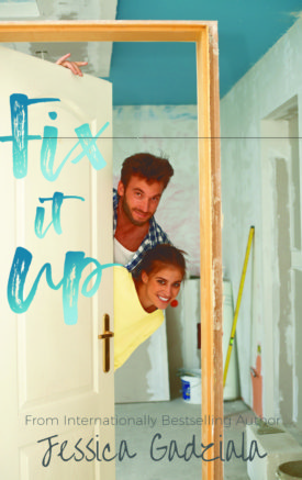 Fix It Up - JG-ebook